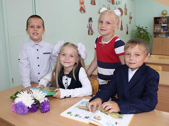 Во всех учреждениях образования Витебского района прозвучали первые позывные нового учебного года