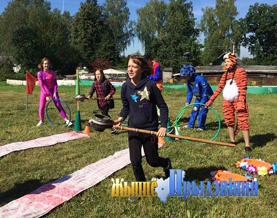 Весело и душевно отметили  праздник деревни жители Присушино Задубровского сельсовета Витебского района