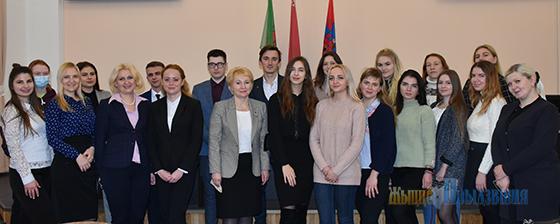 Традиционный слет молодых специалистов прошел в Витебском районе