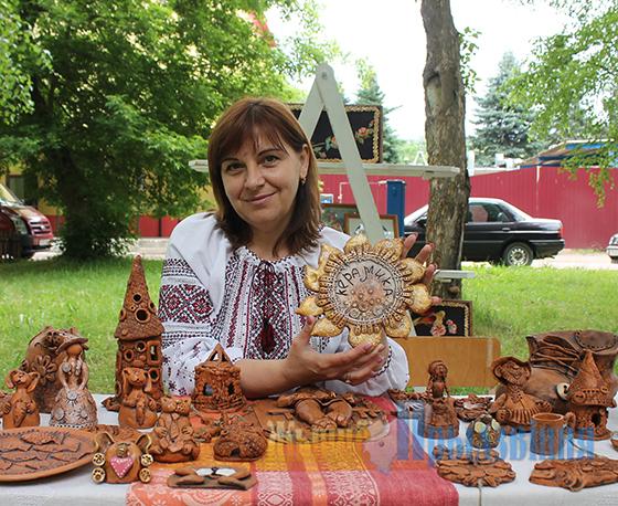 Два десятка лет Наталья Шумович из аг. Ольгово Витебского района посвятила керамике