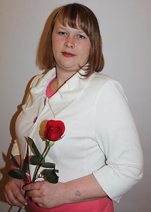 Оператор машинного доения МТФ «Тарасенки» Витебского района Марина Глазунова предана своей профессии